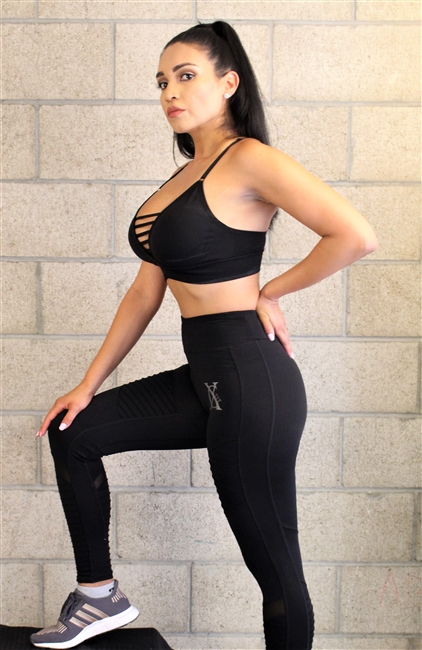 Black Dynamic Legging