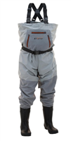 Men's Stout Hellbender Cleated Chest Wader