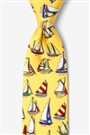 Tie: Name That Boat (Yellow)