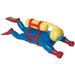 Toy: Wind-Up Diver