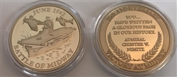 Coin: Battle of Midway