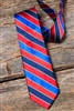 Tie: Know The Ropes (Red)