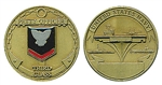 Challenge Coin: Petty Officer Third Class (E-4)