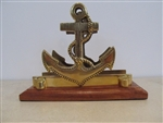 Letter Holder: Anchor