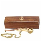 Whistle: Bosun's Whistle w/Box