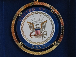 Ornament: U.S. Navy