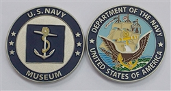 Coin: US Navy Museum