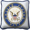 U.S. Navy Pillow