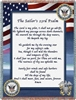 Blanket: Navy Poem