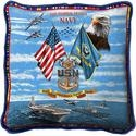 Pillow: Navy Chiefs