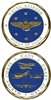 Challenge Coin: Naval Aviator