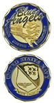 Challenge Coin: Blue Angels