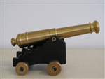 Cannon: Miniature 24 Pounder Naval Cannon