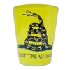 Shot Glass: Don't Tread On Me