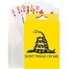 Playing Cards: Don't Tread On Me