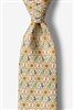 Tie: All for Nautical (Yellow)
