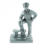 Statue: Navy The Chief""