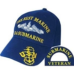 Ballcap: The Best Marine is a Submarine