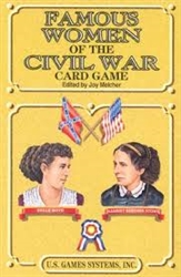 Playing Cards: Famous Women of the Civil War