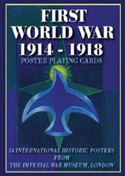 Playing Cards: WWI Poster (1914-1918)