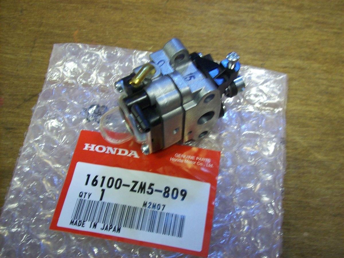 Carburetor For Honda Wx10 Water Pump Early Models Oem
