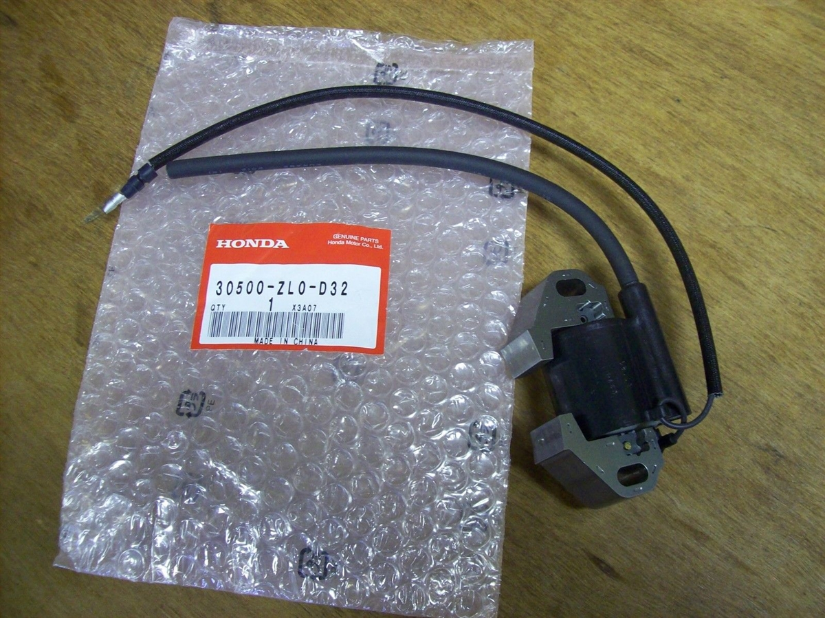 Honda EU3000is Ignition Coil OEM Genuine Part