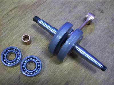 Husqvarna / Partner K1250 Crankshaft w/ bearings