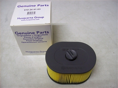 Husqvarna K970 Air Filter - OEM Fits K970 Chain / K970 Ring Saw