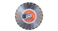 "16"" Husqvarna Vari-Cut Diamond Blade for cut off saws"