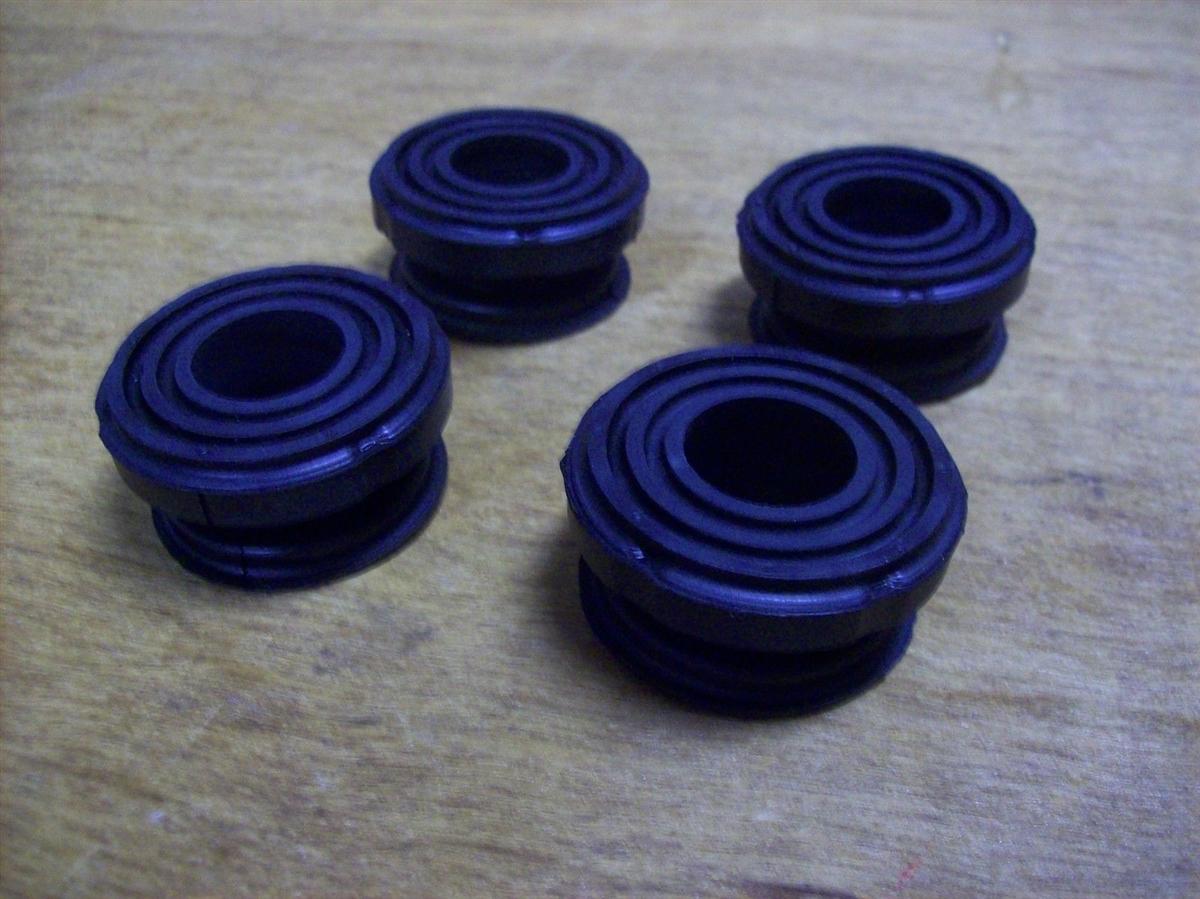 Riiai Piedino inferiore in gomma per Honda 68325-Z07-003 EU2000i