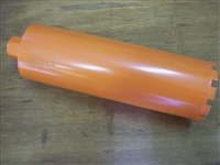 "6"" Diteq C52 Core Bit for Cured Concrete"