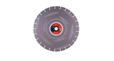 "14"" DI5 Diamond Blade for Cutting Ductile Iron Wet or Dry"