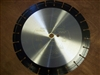 "14"" Diteq A26 Diamond Blade for Green Concrete / Asphalt - Laser Welded"