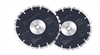 Husqvarna Cut n Break Blade Set EL70 for Asphalt
