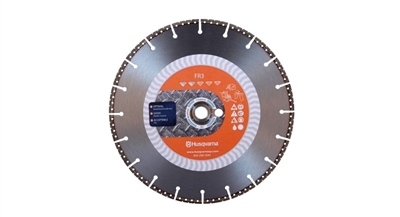 "14"" FR3 Metal Cutting / Fire Rescue Diamond Blade for Cutoff Saws"