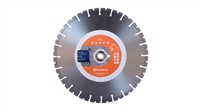 "14"" HI5 Diamond Blade - Great for Husqvarna, Partner Cutoff Saws"