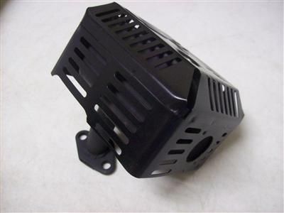 Wacker Wp1550a Plate Compactor Tamper Muffler For Honda 5