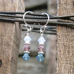 School Spirit Earrings - celebrate your school with school color earrings