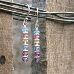 Family Birthstone Earrings