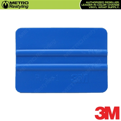 3m Hand Applicator Squeegee Pa1 B Blue