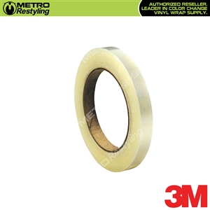 3M Clear Matte Edge Sealer Tape 8520