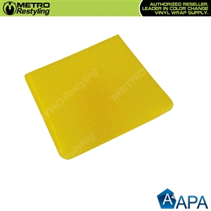 APA Ultra Thin Yellow Squeegee 3 pack