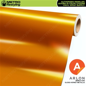 "Arlon Ultimate PremiumPlusâ""¢ Vinyl Wrap Film Gloss Hornet Metallic 241"