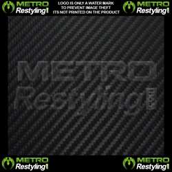 Metro Carbon Fiber Upholstery Fabric Vinyl by the Yard