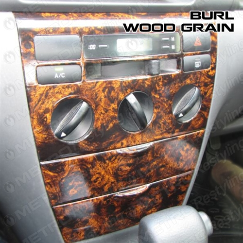 flexible burl woodgrain vinyl wrap film. Black Bedroom Furniture Sets. Home Design Ideas