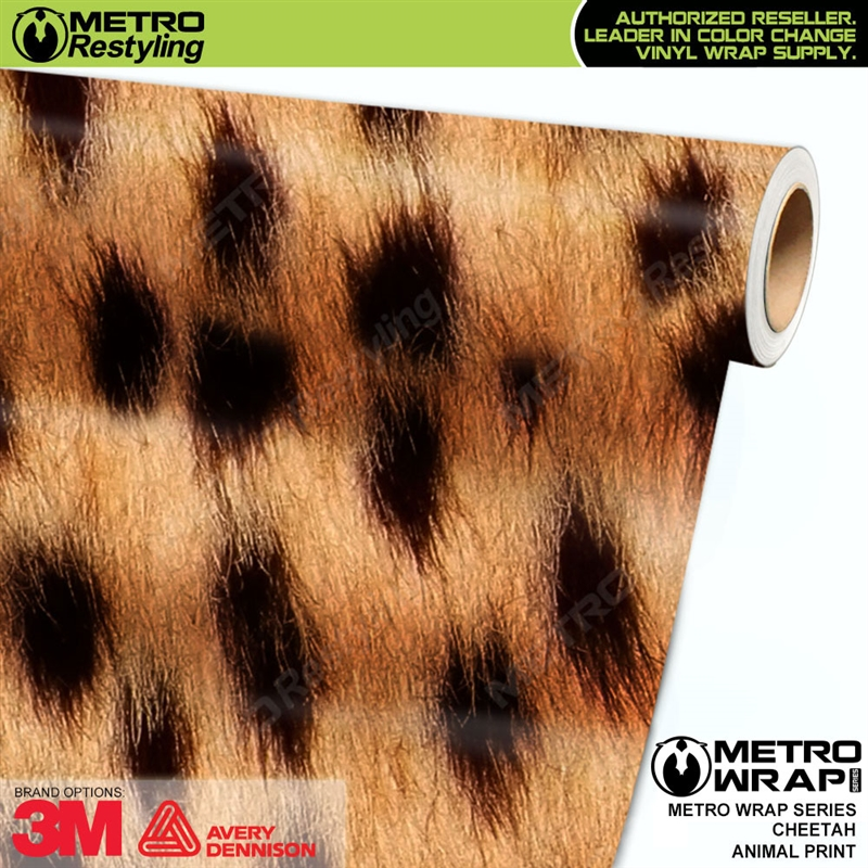 Animal Print Vehicle Wrap Vinyl will show off your wild side Our