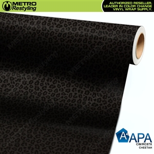 APA Vehicle Wrap Film | Cheetah 3D | CW/RC87X