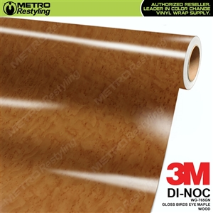 3M DI-NOC Birds Eye Maple WOOD GRAIN VINYL