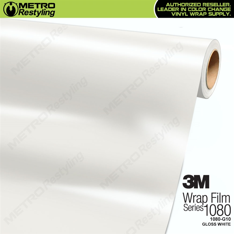 3m 1080 G10 Gloss White Car Wrap Vinyl Is A Great Way To Change The