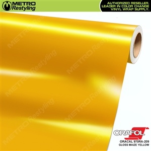 gloss maize yellow